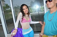 Big Booty Latina Bitch Fucking - pics 04