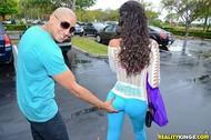 Big Booty Latina Bitch Fucking - pics 05