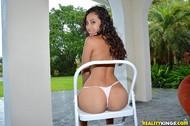 Big Booty Latina Bitch Fucking - pics 07