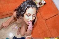 Big Booty Latina Bitch Fucking - pics 09