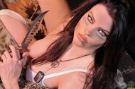 Dana Hamm Big Titted Sexbomb - pics 03