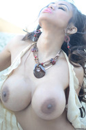 Wild Latin Bitch Armie Huge Boobs - pics 05