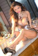 Sexy Action Girl Armie Big Boobs - pics 04