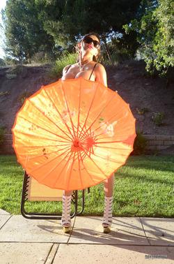 Busty Armie Field Celebrity Goddess - pics 02