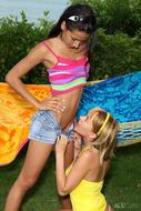 Amia Moretti Blue Angel Fisting - pics 02