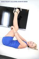Horny Blond Scarlet POV fucking - pics 03