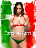 Nudes Supporting The World Cup - pics 06
