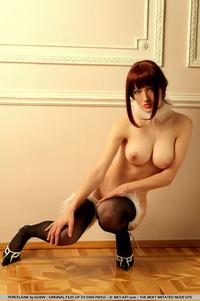Cool Redhead Jade Porcelaine - pics 11