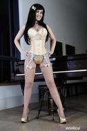 Violet Damn Hot Gothic Slut - pics 08