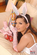 Easter Bunny Eve Angel Lingerie Set - pics 02