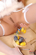 Easter Bunny Eve Angel Lingerie Set - pics 12