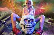Horny Blond Denise Skull Island - pics 06