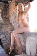 Alison Angel Cute Shaven Pussy - pics 11