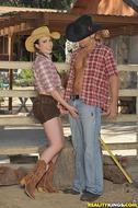Horny Cowgirl Getting Banged Hard - pics 06