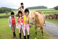 Horny Teenager Riders Lesbian Sex - pics 00