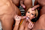 Mighty Butts Getting Banged Wild Orgy - pics 14