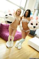 Cute Porn Bunnies Wanna Fuck - pics 00