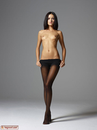 Gloria in Pantyhose Hot Stripping - pics 00