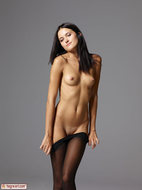 Gloria in Pantyhose Hot Stripping - pics 04