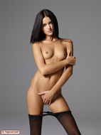 Gloria in Pantyhose Hot Stripping - pics 07