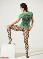 Maria Ozawa Luba Skull T-Shirt - pics 05