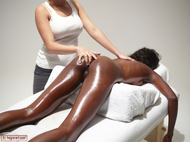 Valerie Black Erotic Massage - pics 13