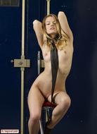 Mia Magic Blonde Bondage - pics 04