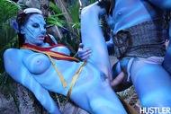 Wild Avatar Hardcore Orgy - pics 02