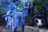 Wild Avatar Hardcore Orgy - pics 11
