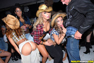 Sexy Cowgirls Banging Wild in the VIP - pics 07