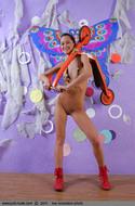 Petite Russian Model Maria Nude - pics 04