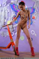 Petite Russian Model Maria Nude - pics 05