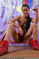 Petite Russian Model Maria Nude - pics 07
