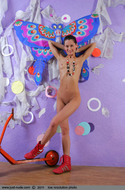 Petite Russian Model Maria Nude - pics 13