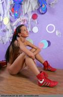 Petite Russian Model Maria Nude - pics 14