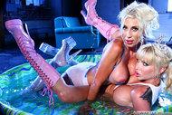 Puma Swede Wet Lesbian Babes - pics 04