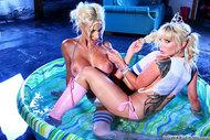 Puma Swede Wet Lesbian Babes - pics 05