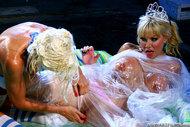 Puma Swede Wet Lesbian Babes - pics 14
