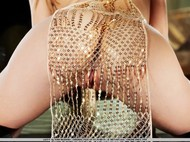 Sensual Teen Sexy Corset and Mesh - pics 00