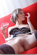 Young Sexy Kitten in Lingerie - pics 12
