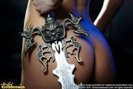 Nude Girl Agneta Wild and Sinful - pics 12