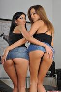Strapon Lesbian Porn Gallery - pics 01
