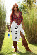 Ashley Bulgari in Western - pics 00