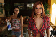 Ashley Bulgari in Western - pics 01