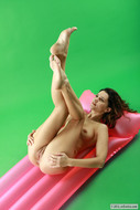 Small Tits Babe Beach Mattress - pics 01