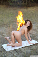 Sexy Lubricious Angel Campfire - pics 09