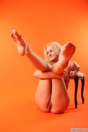 Natural Big Titted Blonde Jessica - pics 09