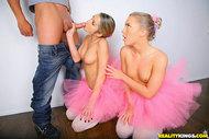 Hot Natalia Rossi Ballerinas Fuck - pics 08