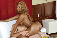 Huge Ebony Ass Banged Wildly - pics 11