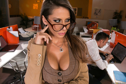 Busty Madison Ivy Riding a Fat Cock - pics 00